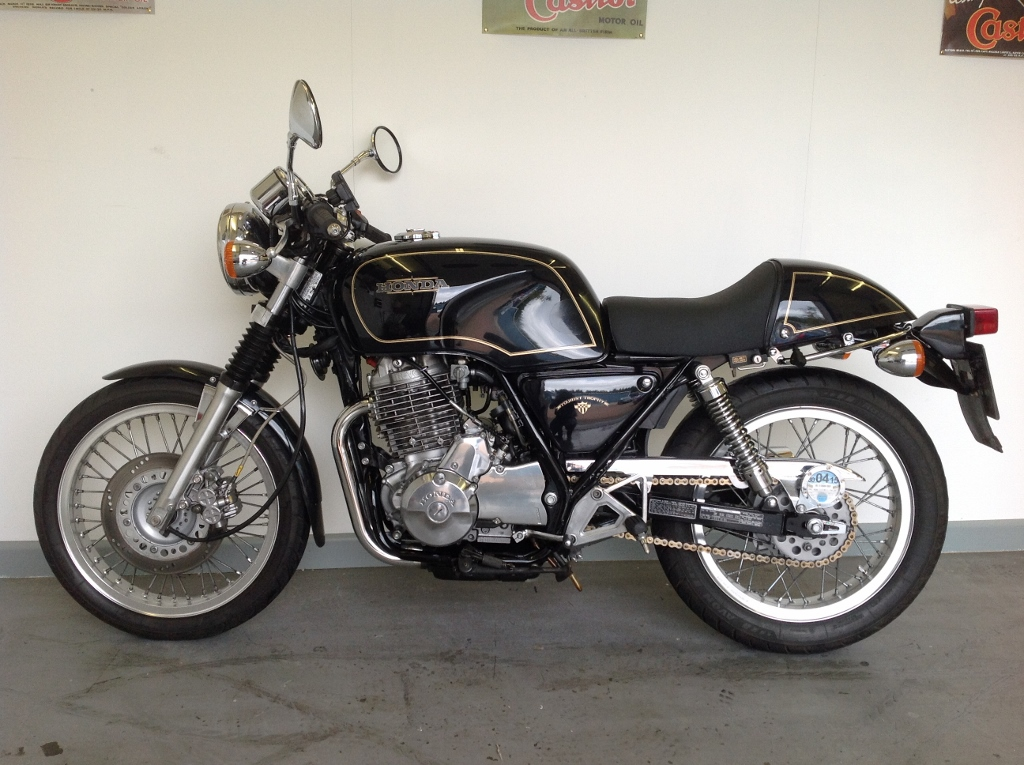 honda gb500 – service & renovation