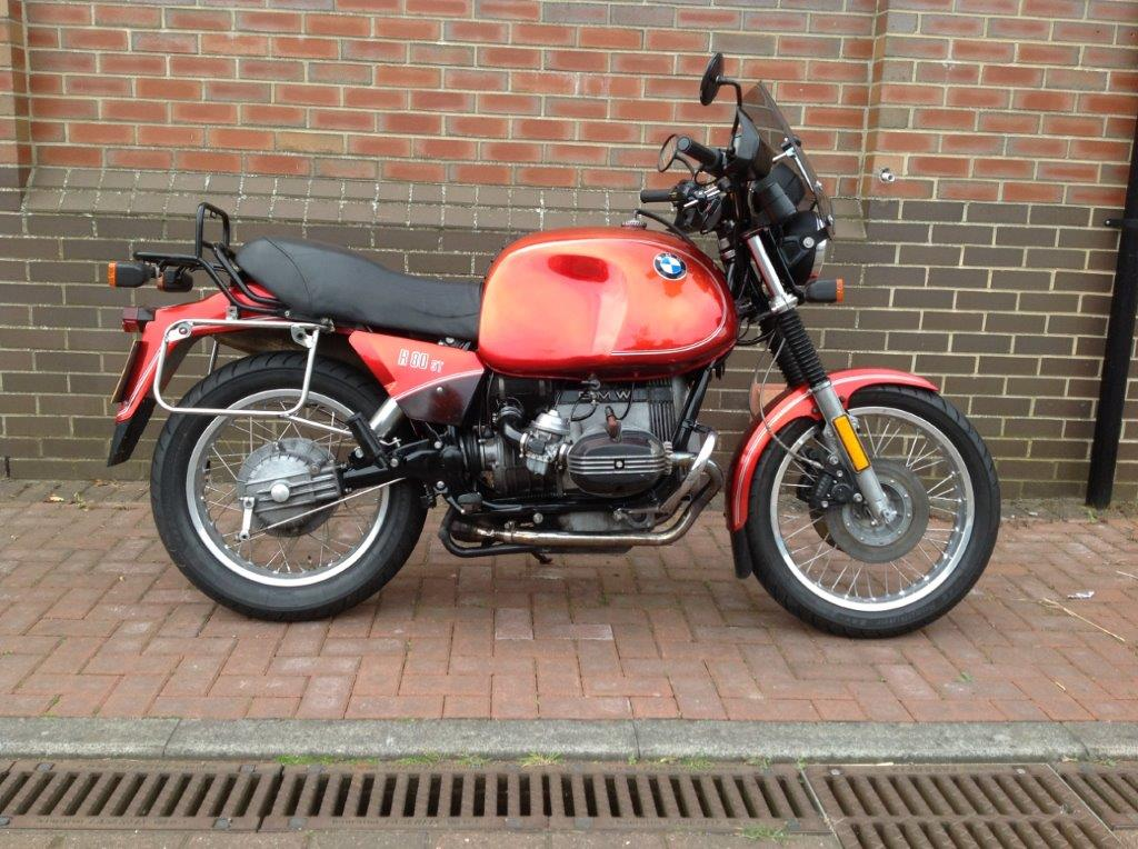 BMW R80 ST – Service & Repair – Classic Motorcycle Restoration