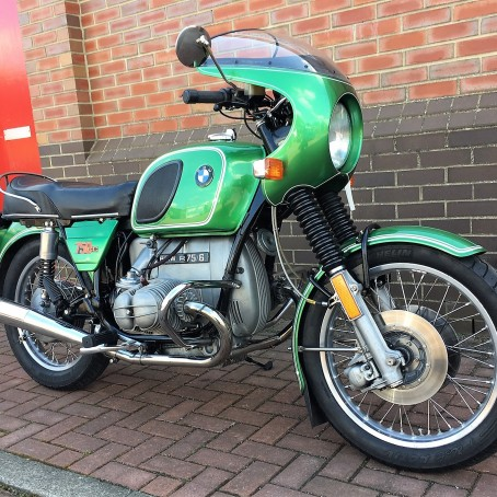 1975 BMW R75 after2